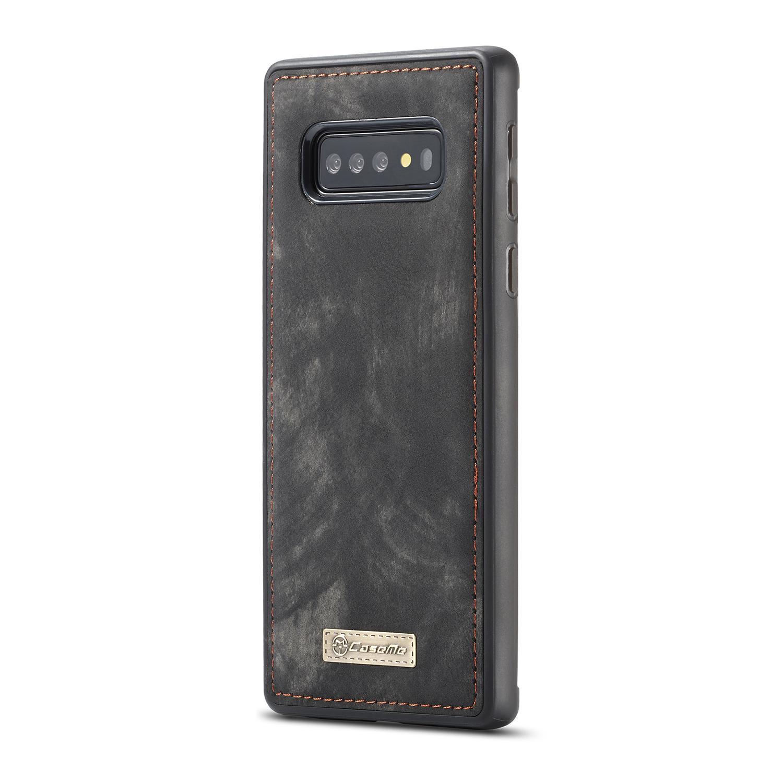 Multi-slot Suojakotelo Galaxy S10 Plus harmaa