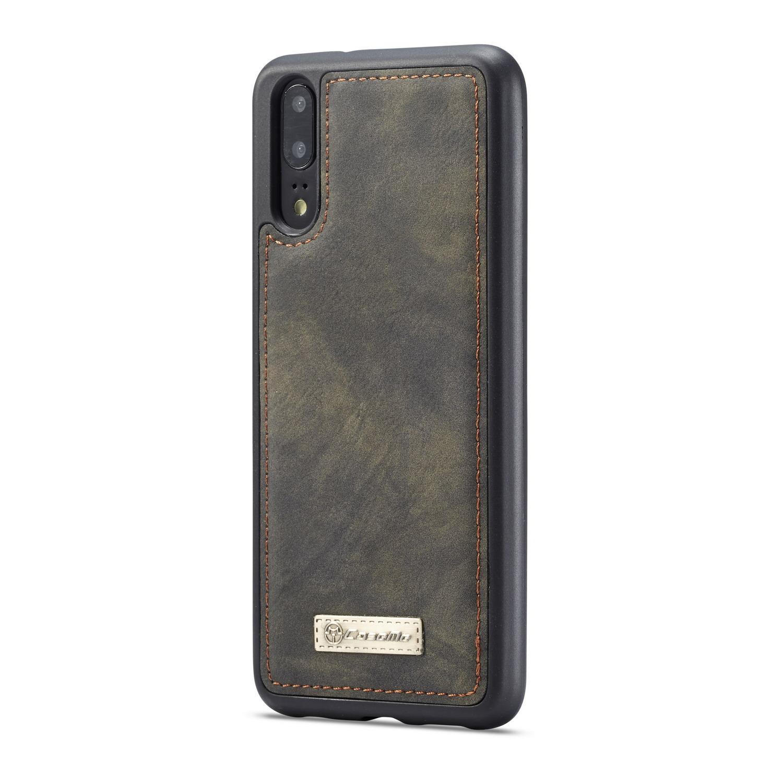 Multi-slot Suojakotelo Huawei P20 harmaa