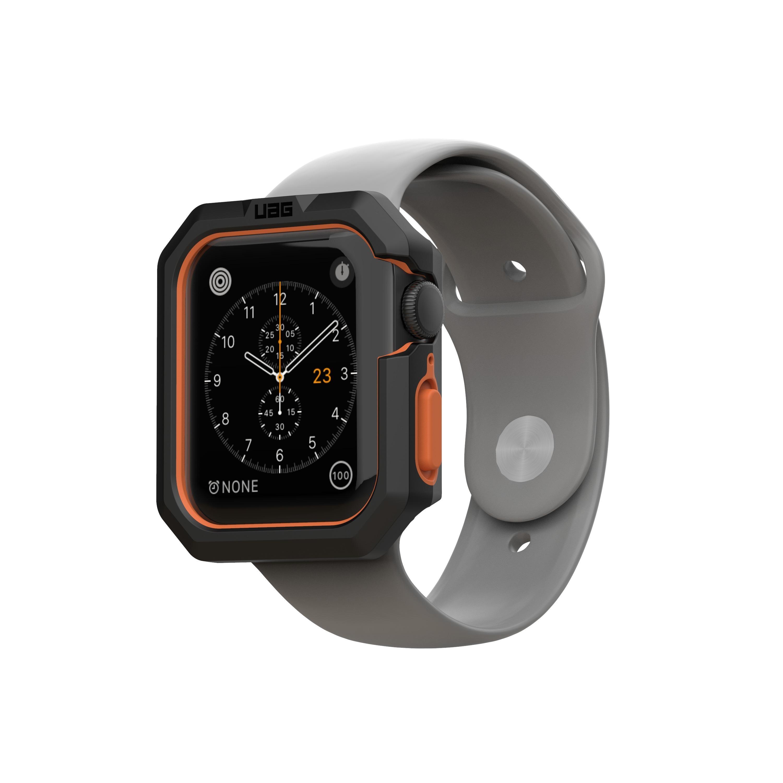 Civilian Series Case Apple Watch 44mm Black/Orange