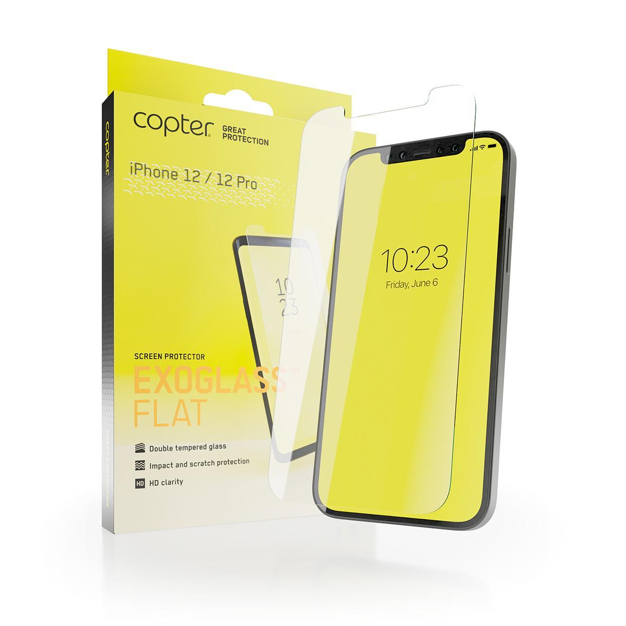 Exoglass iPhone 12/12 Pro