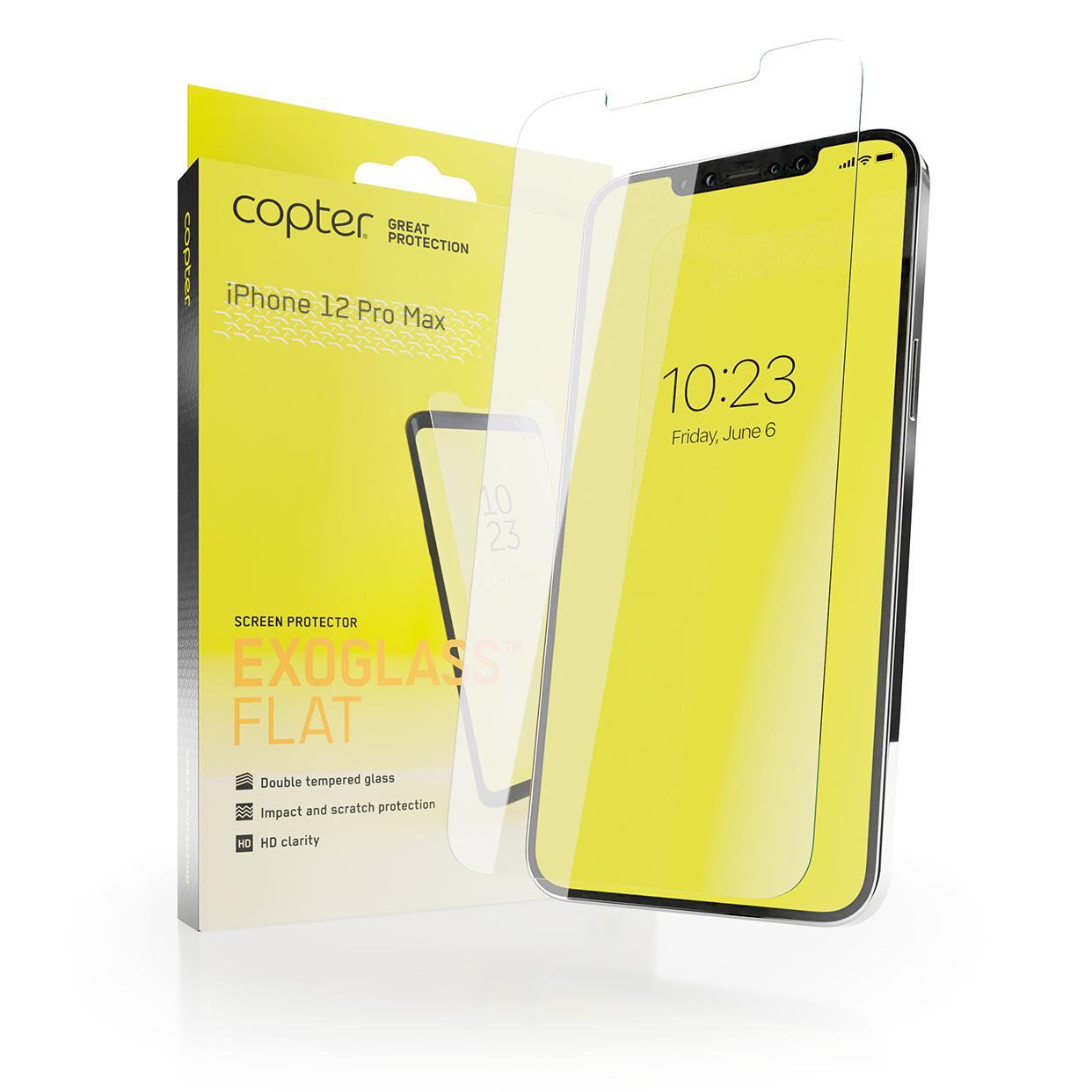 Exoglass iPhone 12 Pro Max