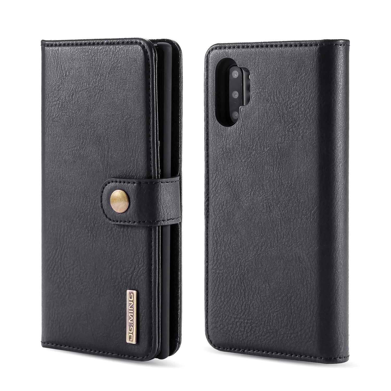 Magnet Wallet Galaxy Note 10 Plus Black