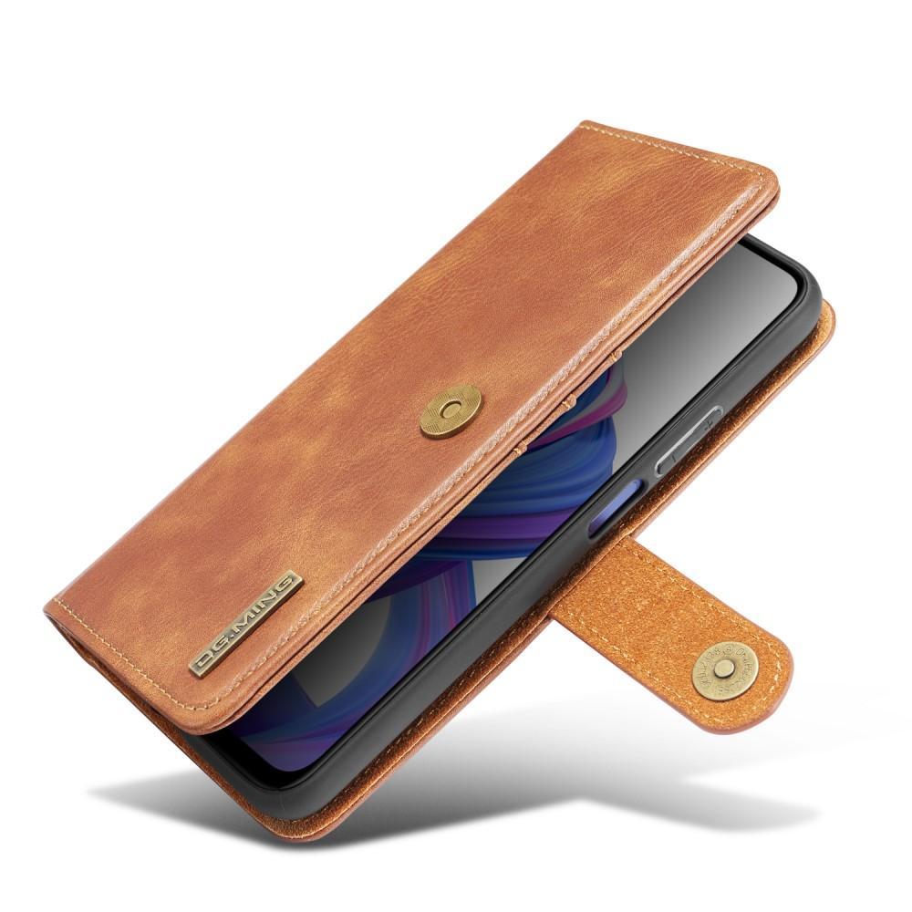 Magnet Wallet Huawei P Smart Pro Cognac