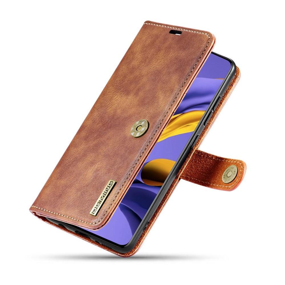 Magnet Wallet Samsung Galaxy A51 Cognac