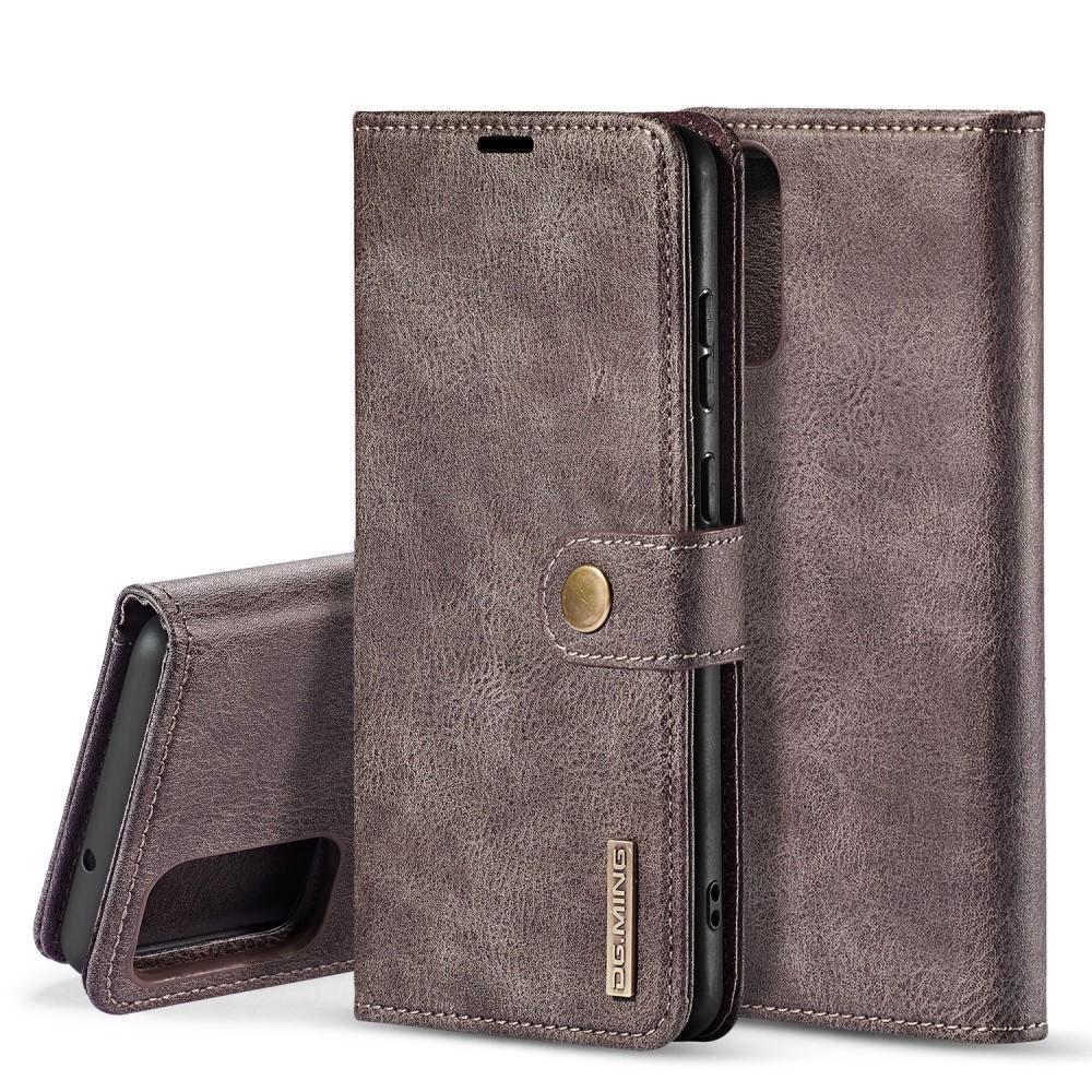 Magnet Wallet Samsung Galaxy S20 Brown