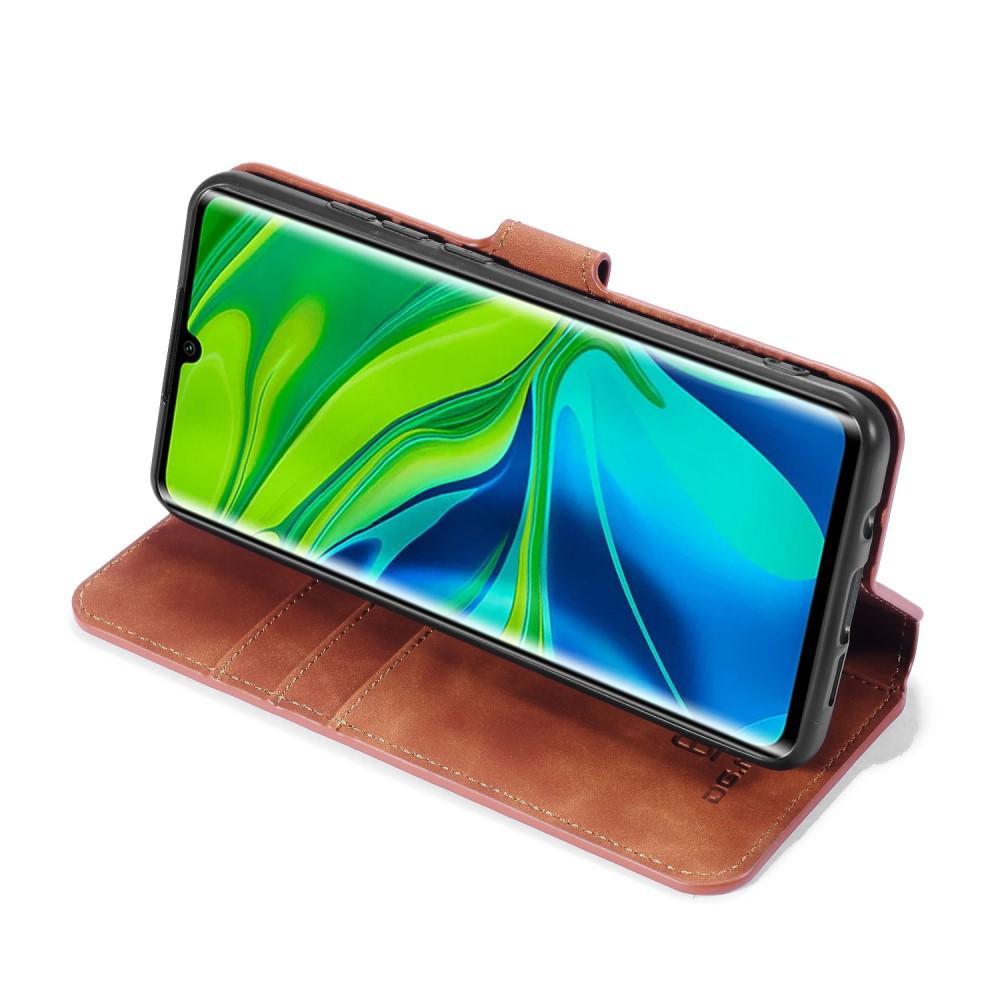 Wallet Case Xiaomi Mi Note 10/10 Pro Cognac