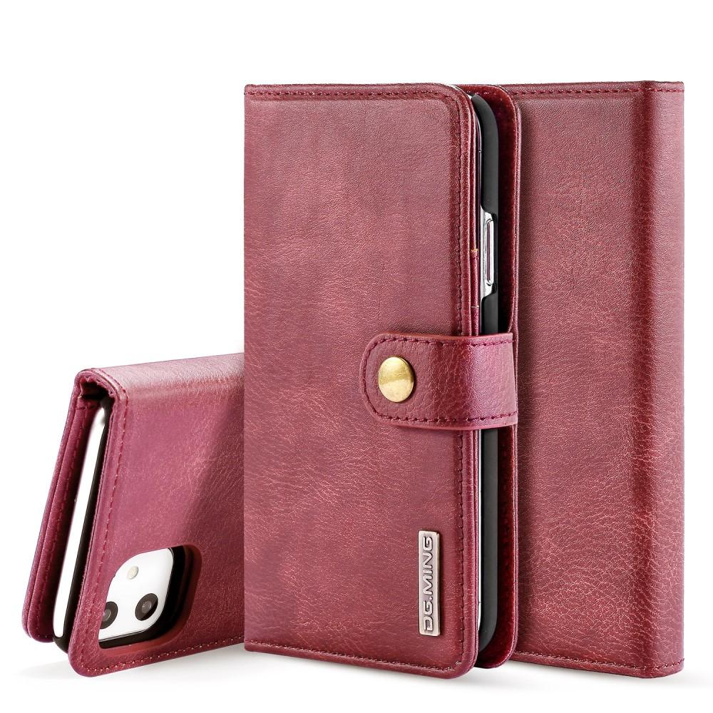 Magnet Wallet iPhone 11 Red