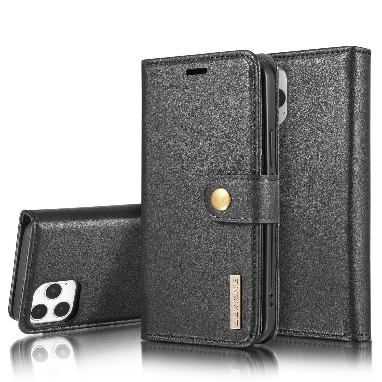 Magnet Wallet iPhone 12/12 Pro Black