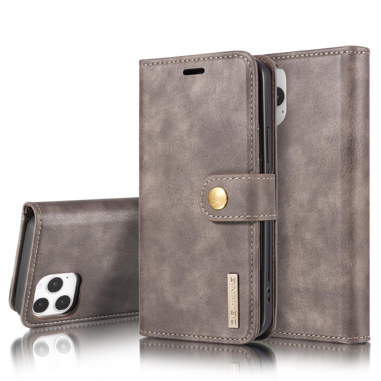 Magnet Wallet iPhone 12/12 Pro Brown
