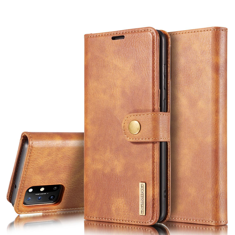 Magnet Wallet OnePlus 8T Cognac