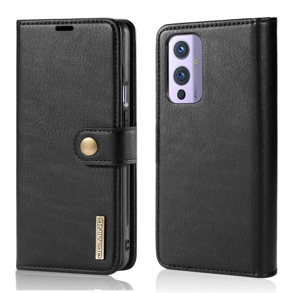 Magnet Wallet OnePlus 9 Black