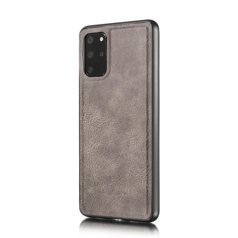 Magnet Wallet Samsung Galaxy S20 Plus Brown
