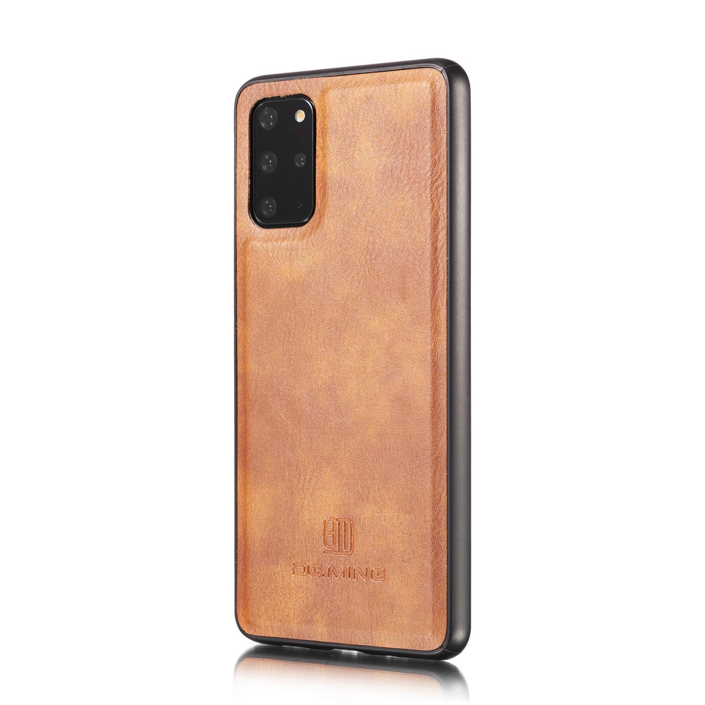 Magnet Wallet Samsung Galaxy S20 Plus Cognac