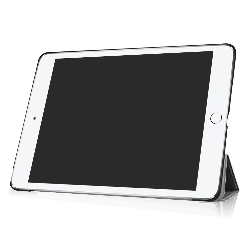 Kotelo Tri-fold Apple iPad 9.7 2017/2018 musta