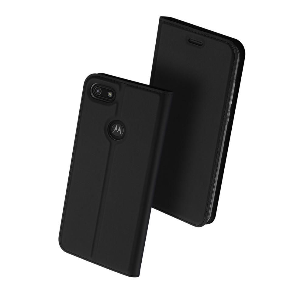 Skin Pro Series Case Motorola Moto E6 Play - Black