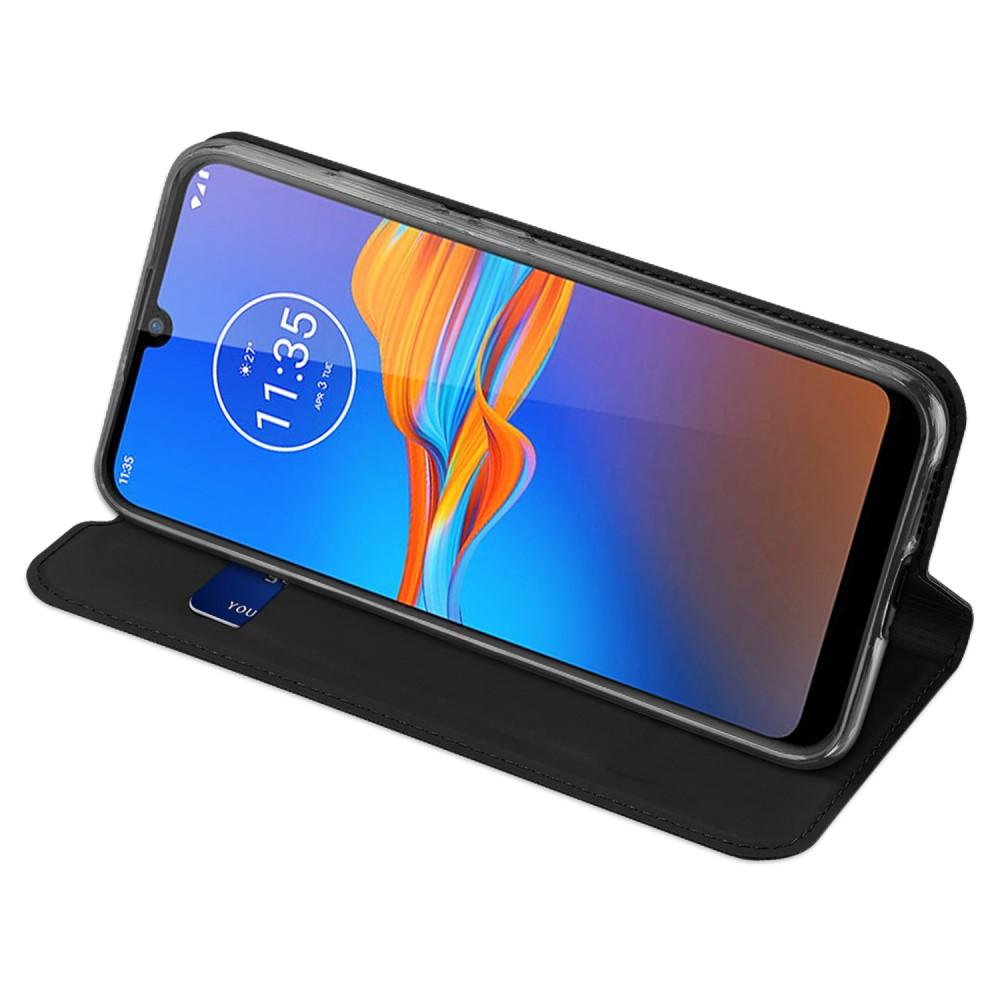 Skin Pro Series Case Motorola Moto E6 Plus - Black