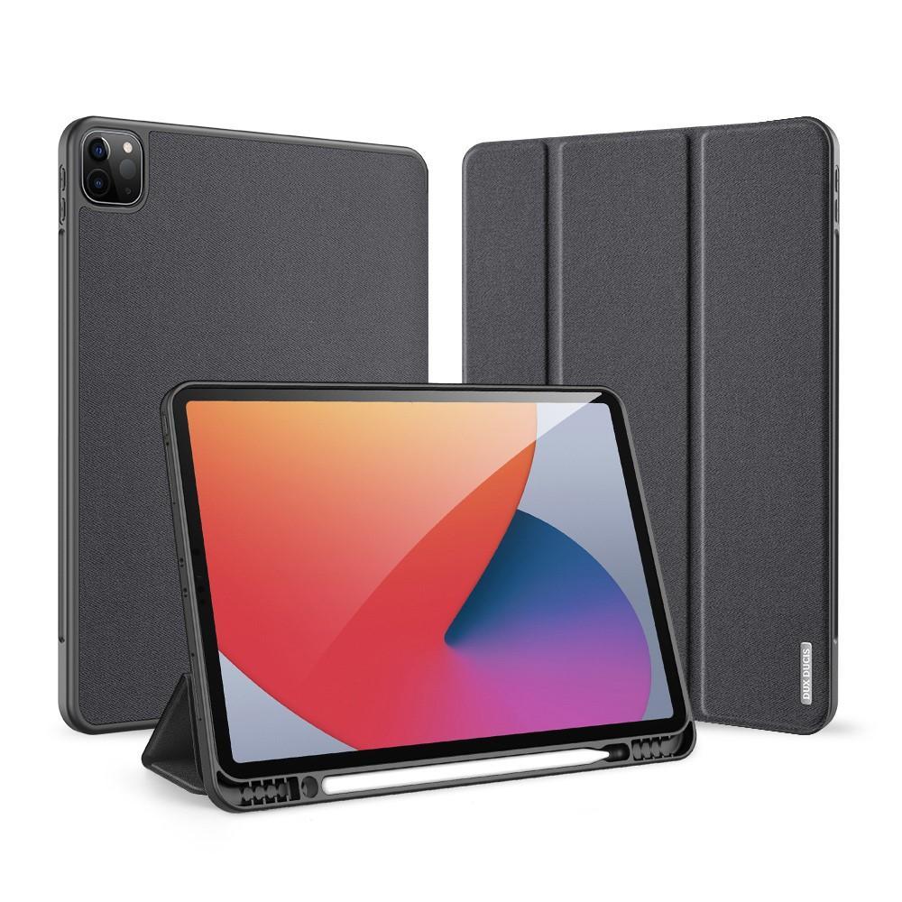 Domo Tri-fold Case iPad Pro 12.9 2021 - Black