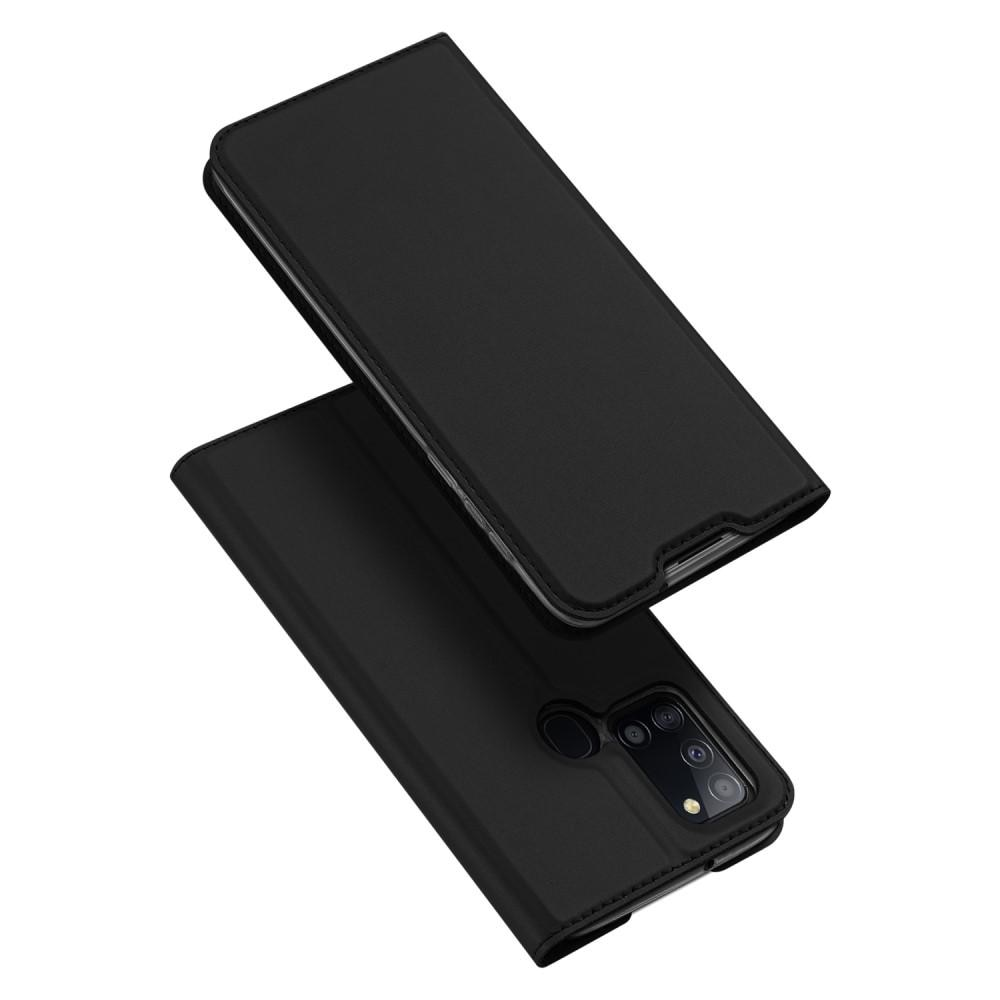 Skin Pro Series Case Samsung Galaxy A21s - Black