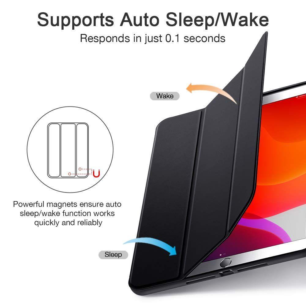 Rebound Pencil Case iPad 10.2 Black