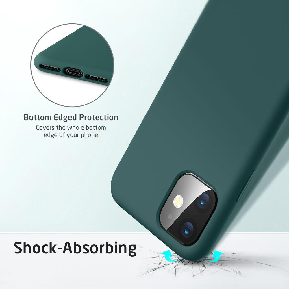 Yippee Case iPhone 11 Pine Green