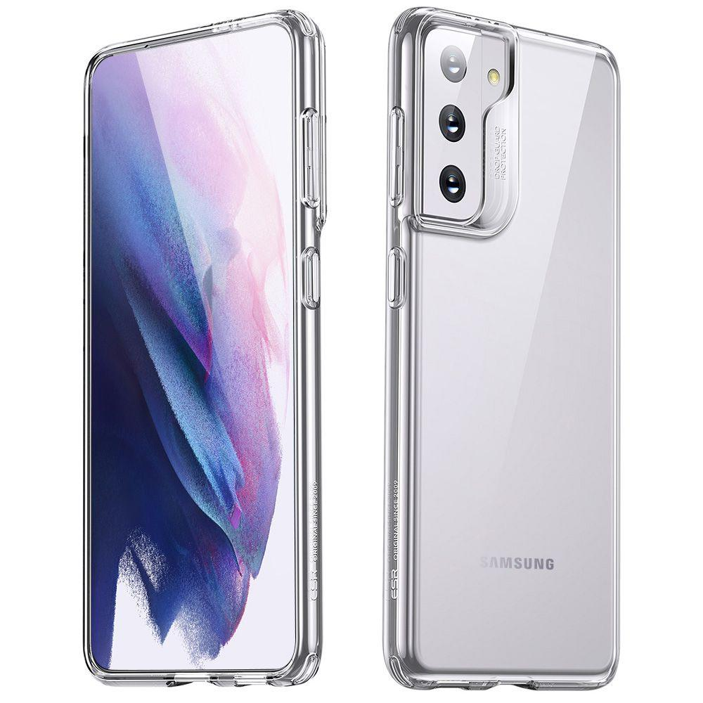 Project Zero Case Galaxy S21 Plus Clear