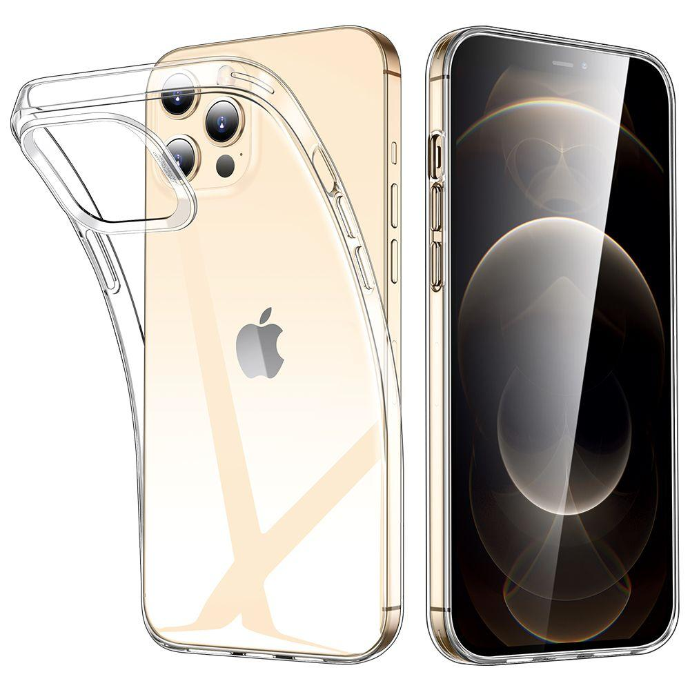 Project Zero Case iPhone 12 Pro Max Clear