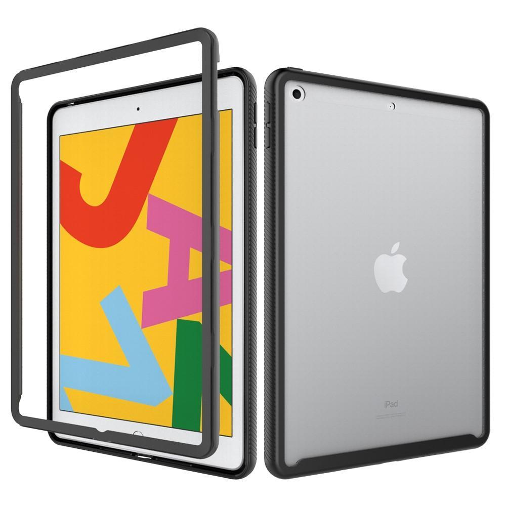 Full Cover Kuori Apple iPad 10.2 musta