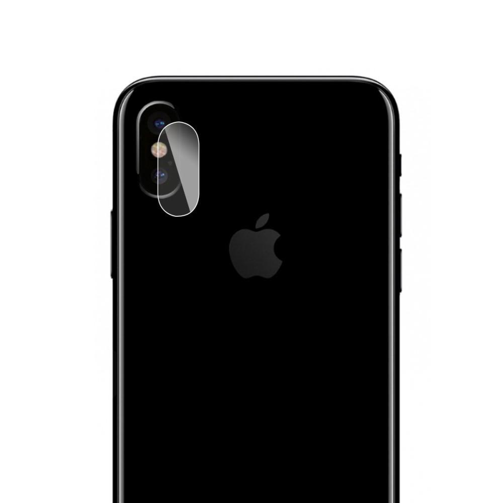 0.2mm Panssarilasi Takakameroille iPhone X/XS/XS Max