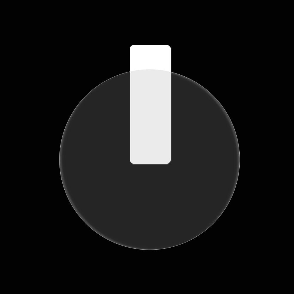 0.2mm Näytön Panssarilasi Samsung Galaxy Watch 46mm