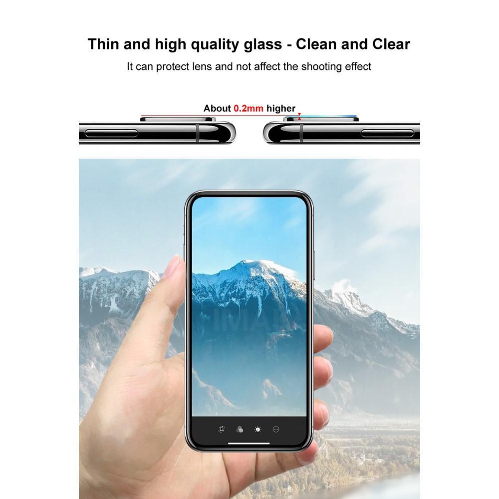 2-pack Panssarilasi Kameran Linssinsuoja iPhone 7/8/SE 2020