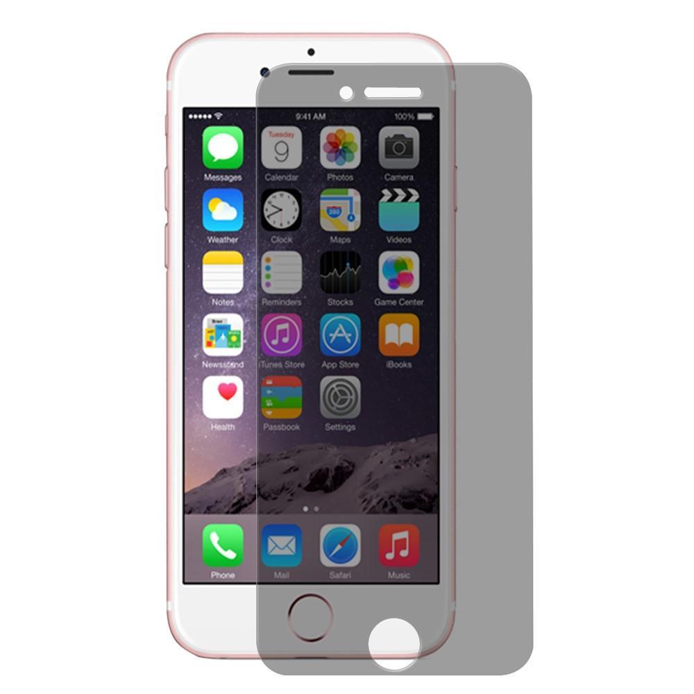 Privacy Näytön Panssarilasi  iPhone 6/6S/7/8/SE 2020