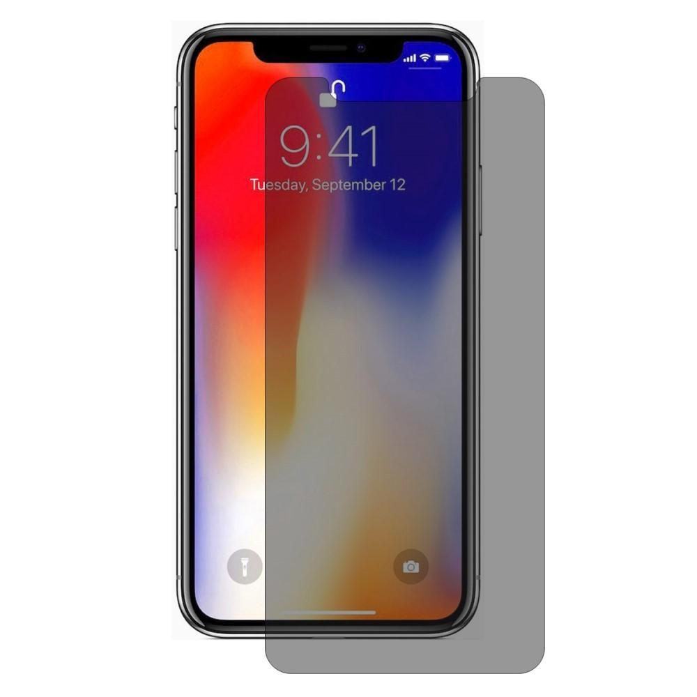 Privacy Näytön Panssarilasi  iPhone X/XS