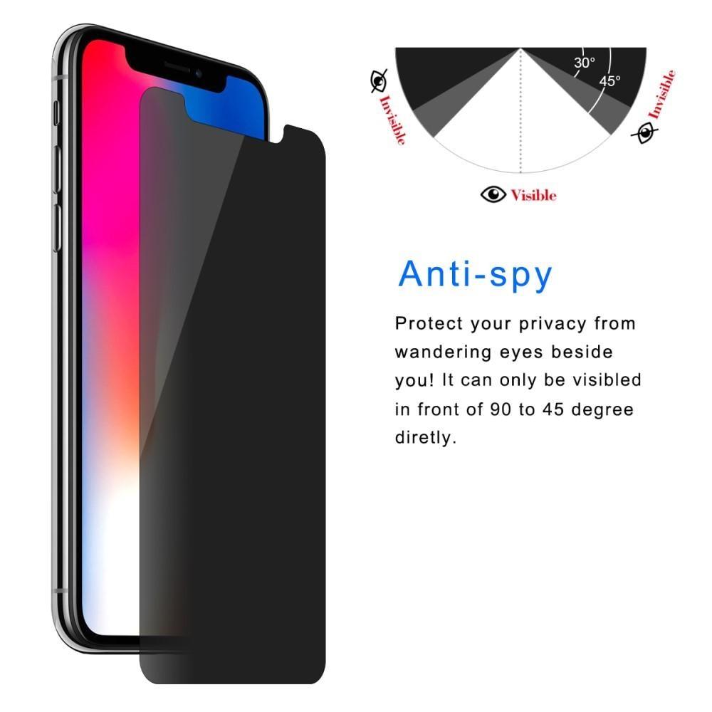Privacy Näytön Panssarilasi  iPhone XR