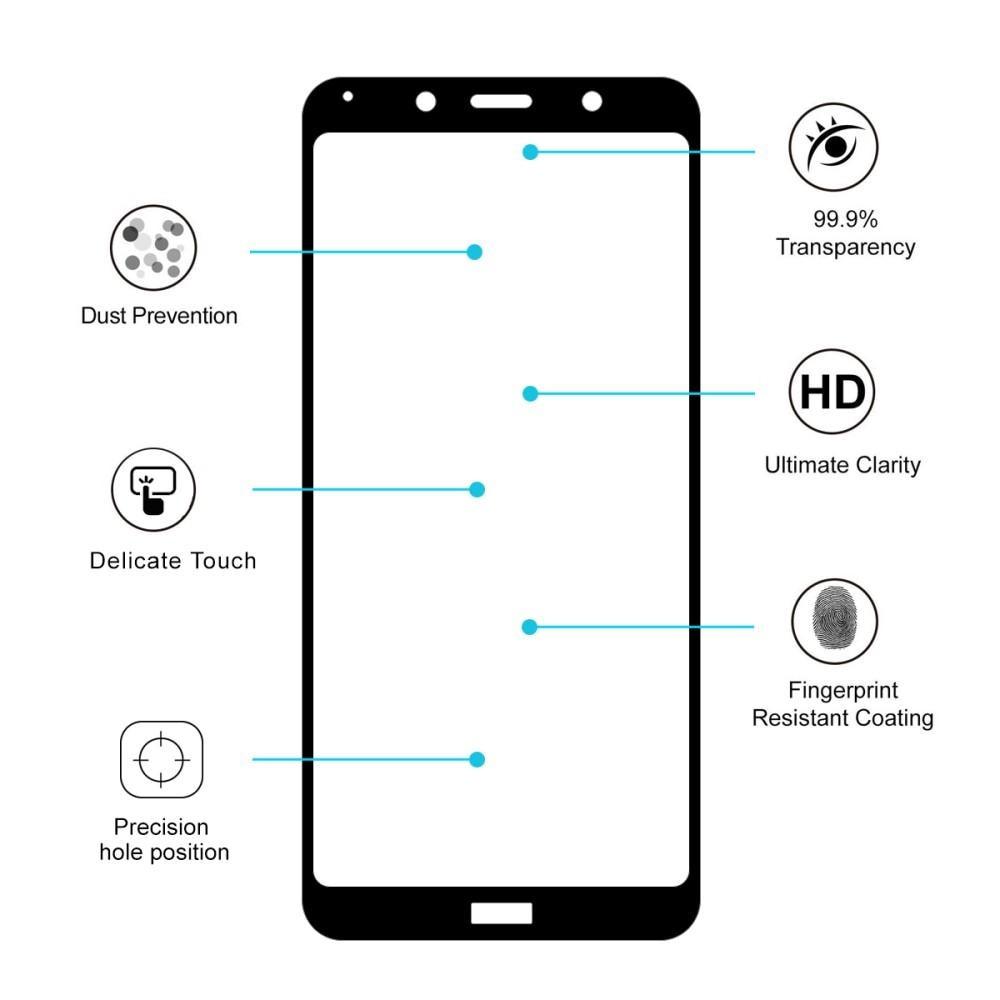 Full Glue Tempered Glass Xiaomi Redmi 7A Black