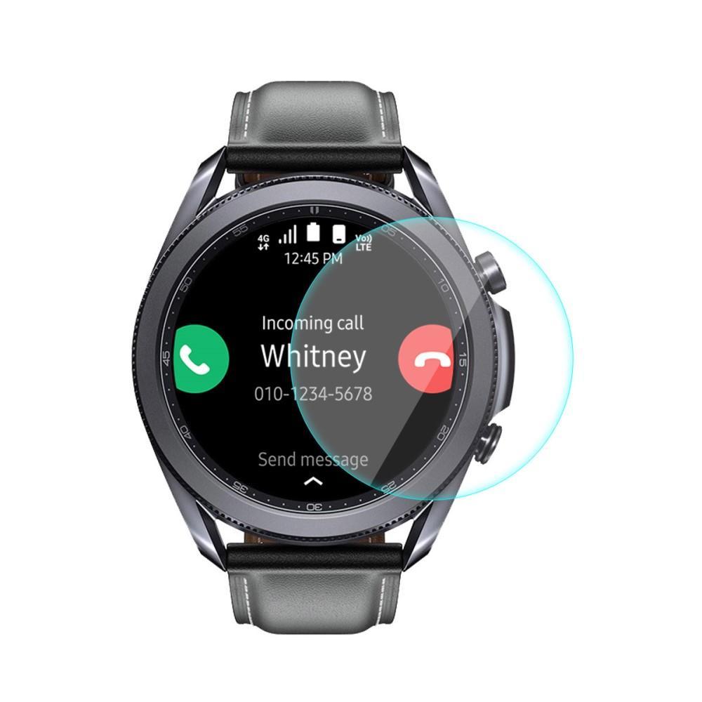 0.2mm Näytön Panssarilasi Samsung Galaxy Watch 3 45mm