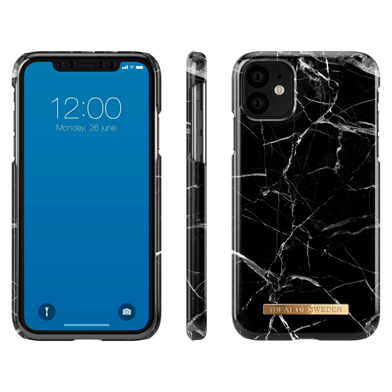 Fashion Case iPhone 11 Black Marble