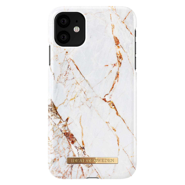 Fashion Case iPhone 11 Carrara Gold