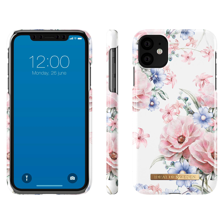 Fashion Case iPhone 11/XR Floral Romance