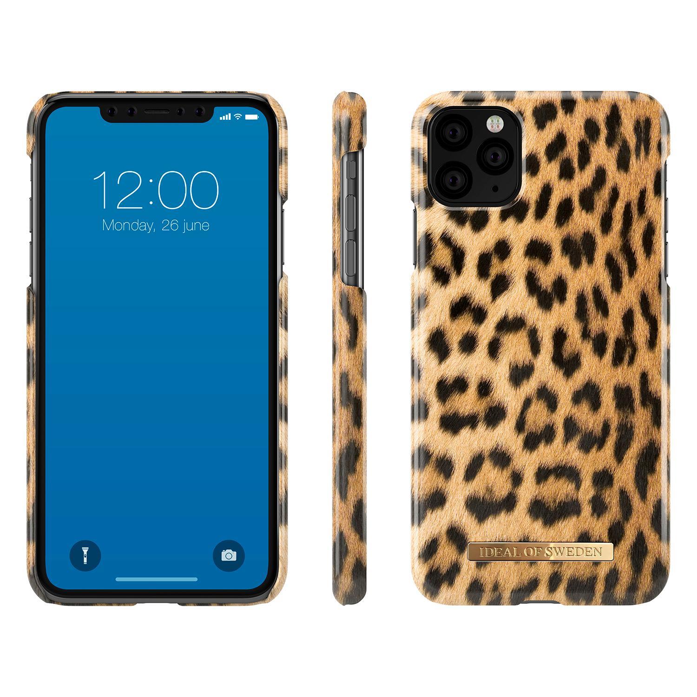 Fashion Case iPhone 11 Pro Max Wild Leopard