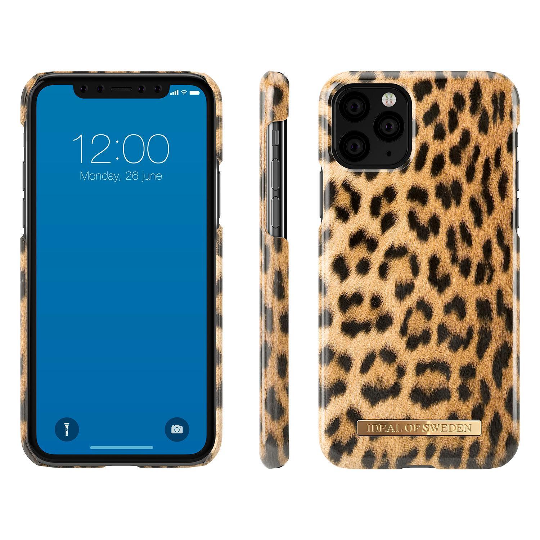 Fashion Case iPhone 11 Pro Wild Leopard