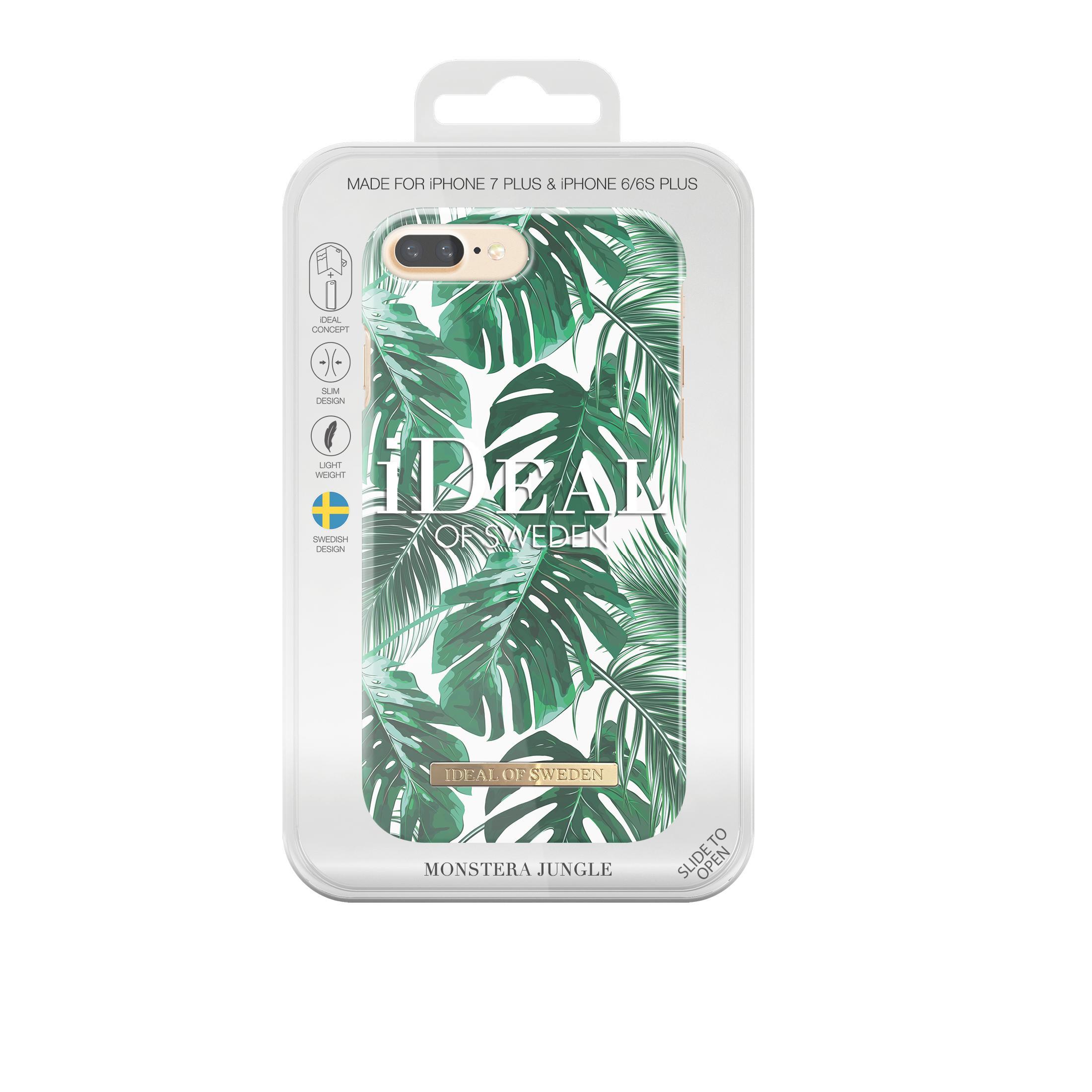 Fashion Case iPhone 6/6S/7/8 Plus Monstera Jungle