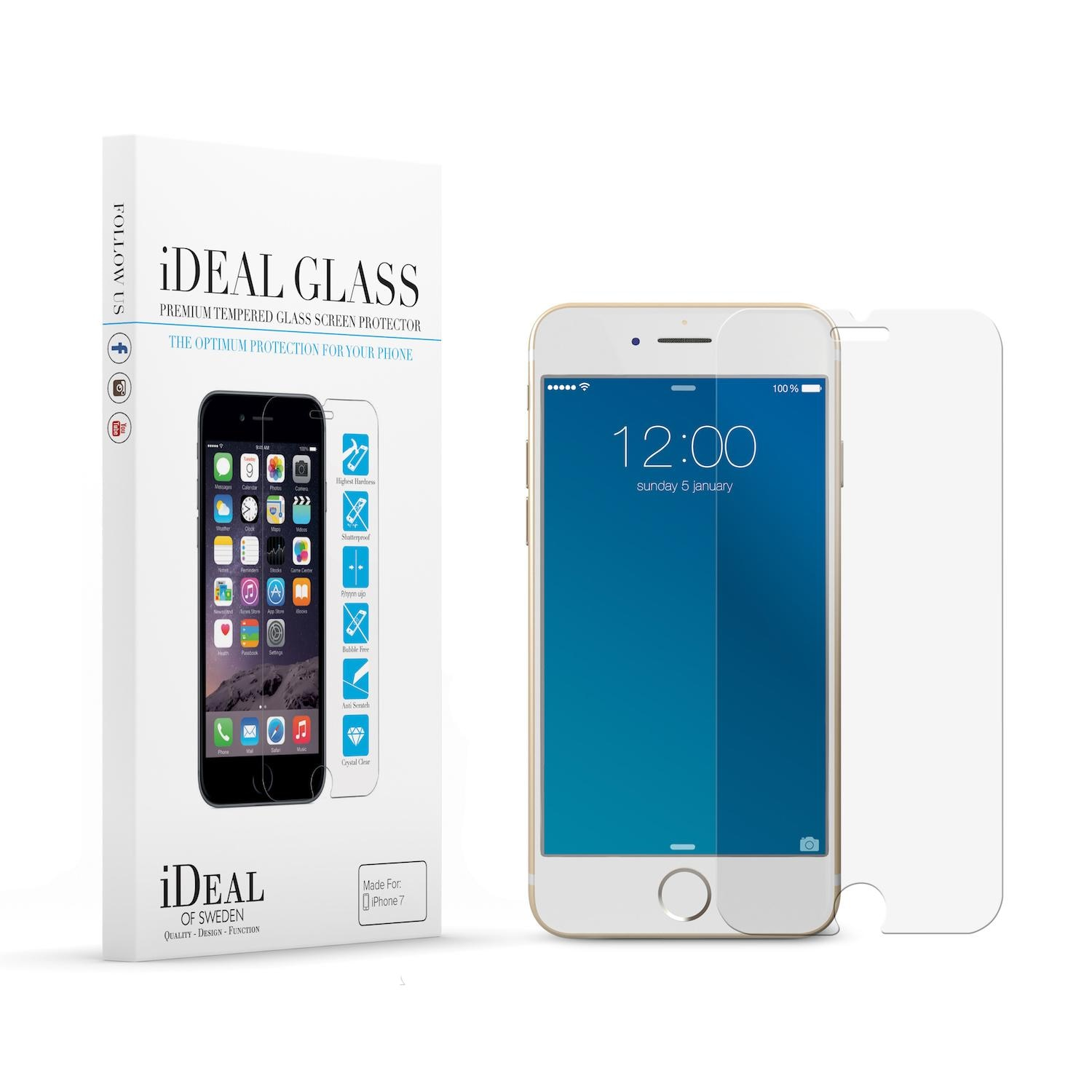 Glass iPhone 6/6S/7/8/SE 2020