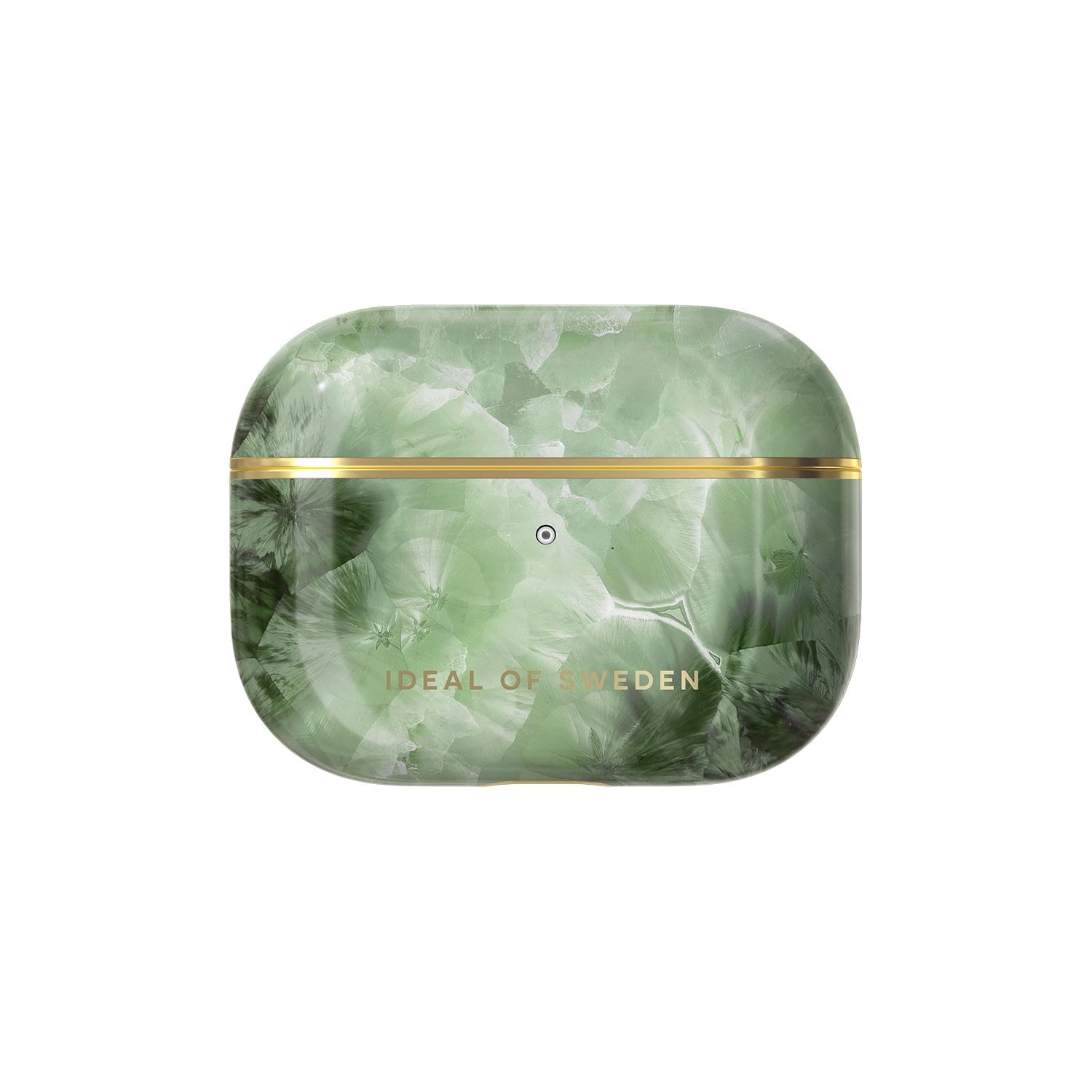 Fashion Case Apple AirPods Pro Crystal Green Sky