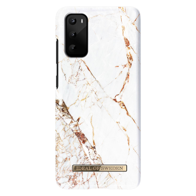 Fashion Case Galaxy S20 Carrara Gold