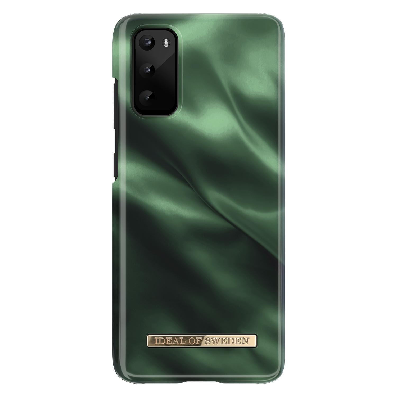 Fashion Case Galaxy S20 Emerald Satin