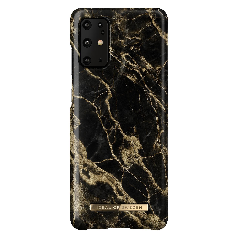 Fashion Case Galaxy S20 Golden Smoke Marble