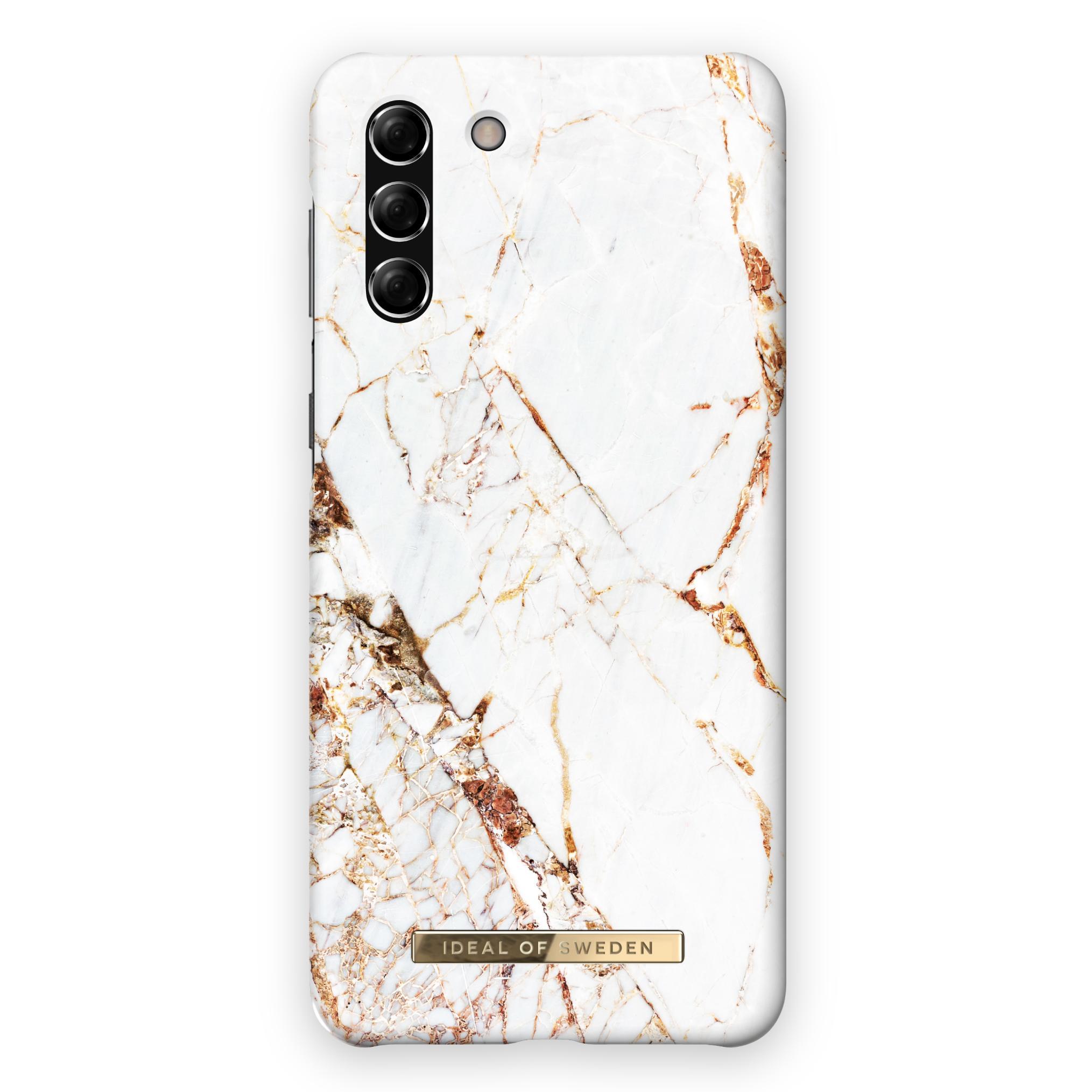 Fashion Case Galaxy S21 Carrara Gold