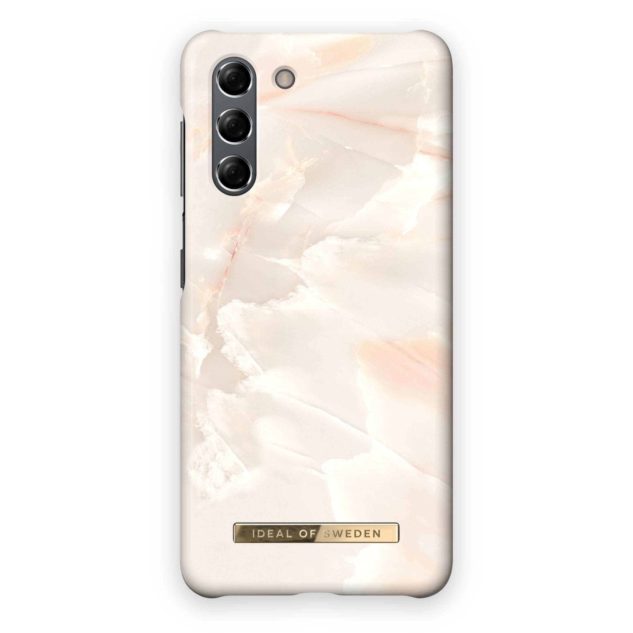 Fashion Case Galaxy S21 Rose Pearl Marble