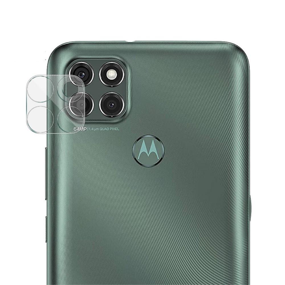 Panssarilasi Kameran Linssinsuoja Motorola Moto G9 Power