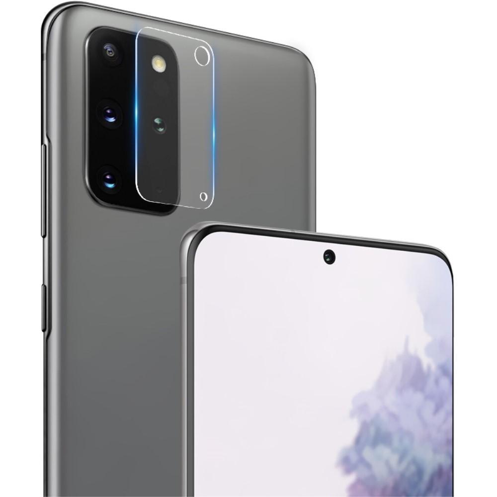 2-pack Panssarilasi Kameran Linssinsuoja Galaxy S20 Plus
